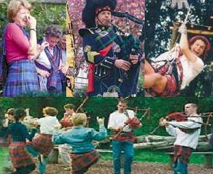 Kilts, Clans & Highlands