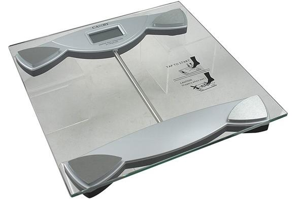 Pers. Electr. Weight scale 150Kg-100G Silver 30.2 X30, 2X1, 5Cm