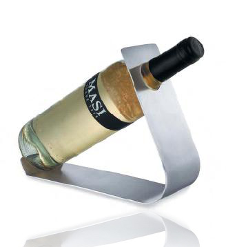 Wine Bottle Holder L. 7.9 / H. 7.1 Inch Daccio