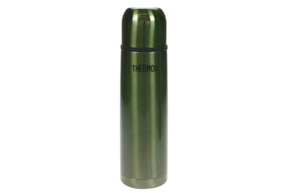 Thermos Everyday Shiny Green Ss Bottle 0.35 L