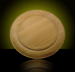 Wooden plate (Maple)